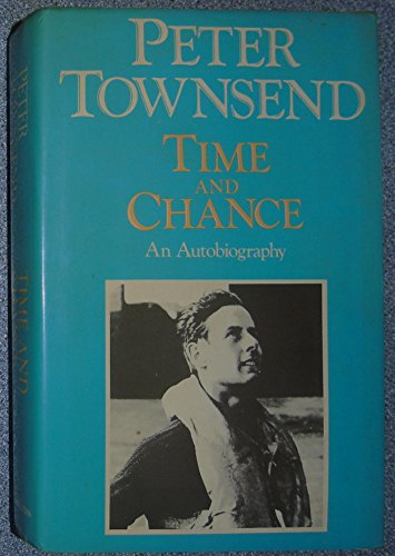 9780002118576: Time and Chance: An Autobiography