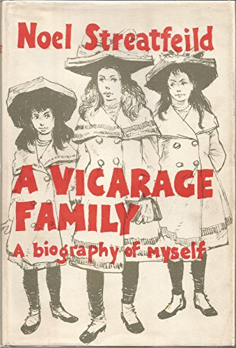 Vicarage Family (0002118777) by Noel Streatfeild