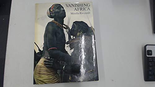 9780002118811: Vanishing Africa
