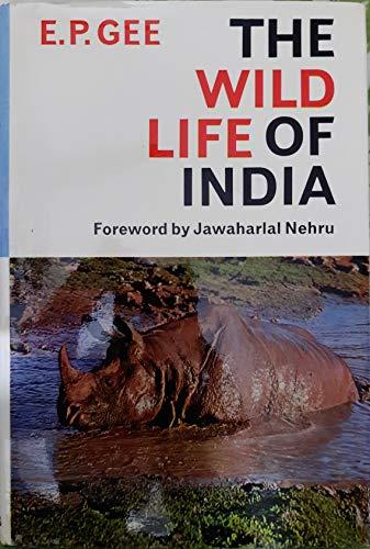 9780002119108: Wild Life of India