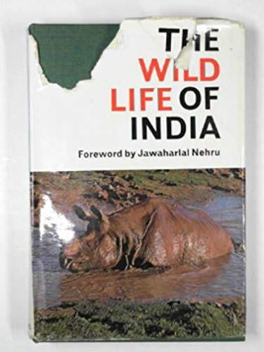 9780002119108: The Wild Life of India