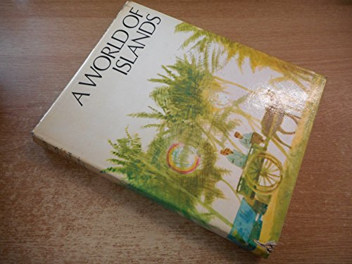9780002119245: A world of islands: Photographs by Peter Carmichael, text by June Knox-Mawer
