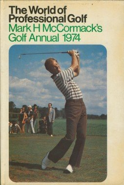 9780002119542: World of Professional Golf 1974