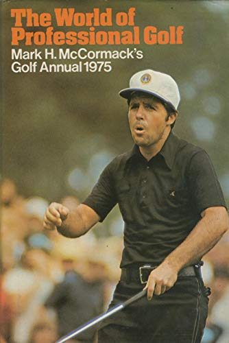 9780002119559: World of Professional Golf 1975