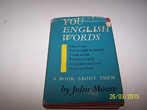 9780002119634: You English Words