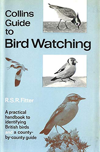 9780002120180: Collins Guide to Bird Watching