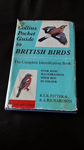 9780002120197: Collins Pocket Guide to British Birds