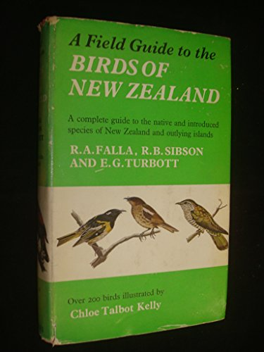 9780002120227: Field Guide to the Birds of New Zealand