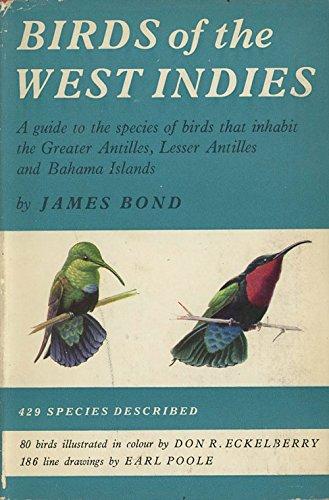 9780002120241: Birds of the West Indies