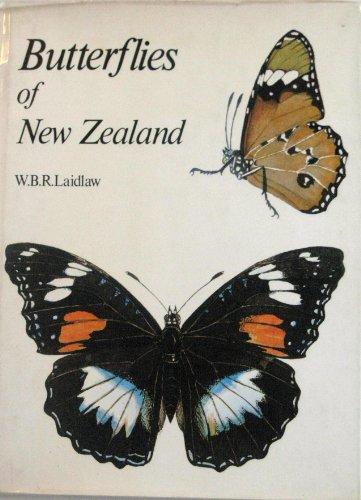 9780002120333: Butterflies of New Zealand
