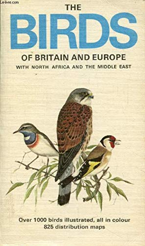 9780002120340: Birds of Britain and Europe