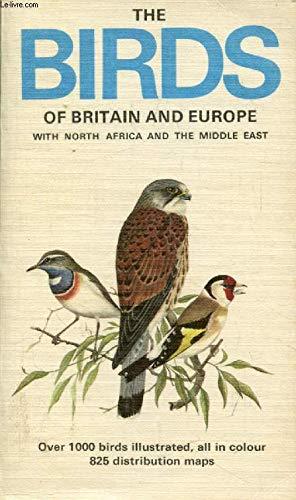 Birds Of Britain /& Europe