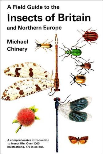 9780002120364: A Field Guide to the Insects of Britain and Northern Europe (Collins Field Guide)