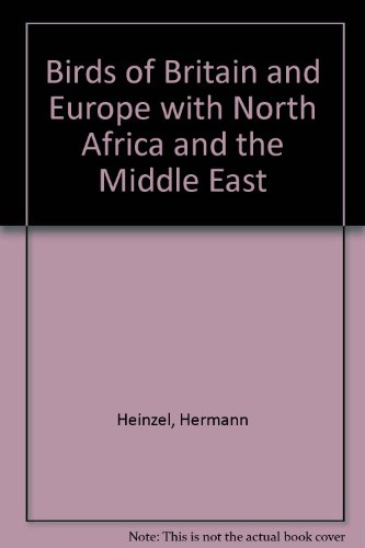 9780002120432: Birds of Britain and Europe with North Africa and the Middle East