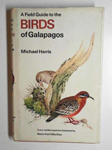 9780002120449: A Field Guide to the Birds of Galapagos