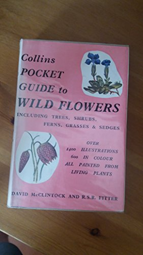 9780002121880: The Collins Pocket Guide to Wild Flowers