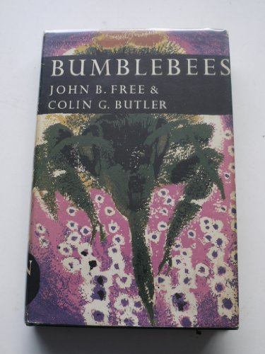 9780002130202: Bumblebees (Collins New Naturalist Series)