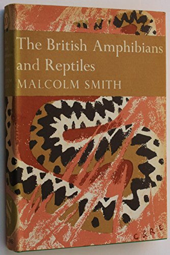 9780002130295: British Amphibians and Reptiles (Collins New Naturalist)