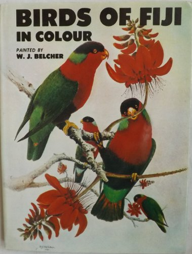 9780002130301: Birds of Fiji in Colour