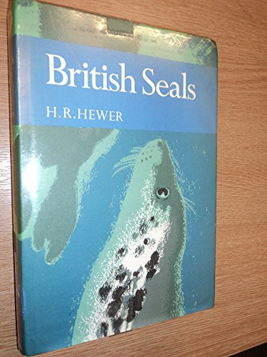 9780002130325: British Seals (Collins New Naturalist)