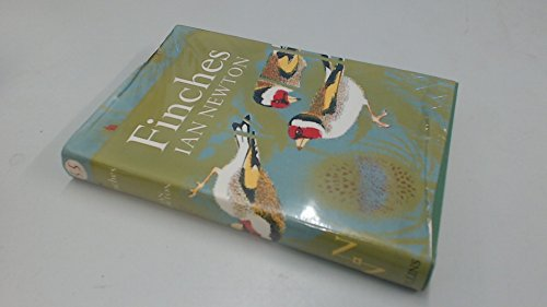 9780002130653: Finches (Collins New Naturalist)