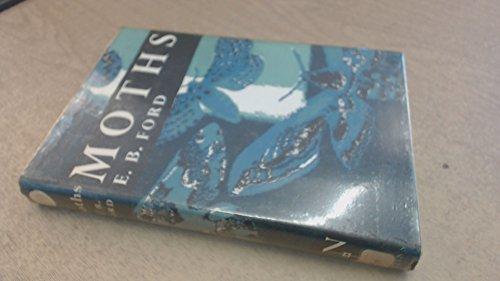 9780002131414: Moths (Collins New Naturalist Series)
