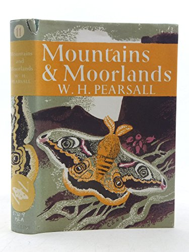 9780002131438: Mountains and Moorlands (Collins New Naturalist)
