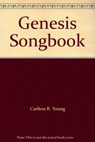 9780002133609: Genesis Songbook