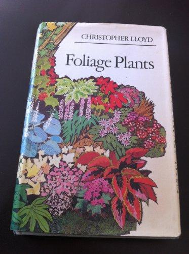 9780002140447: Foliage Plants