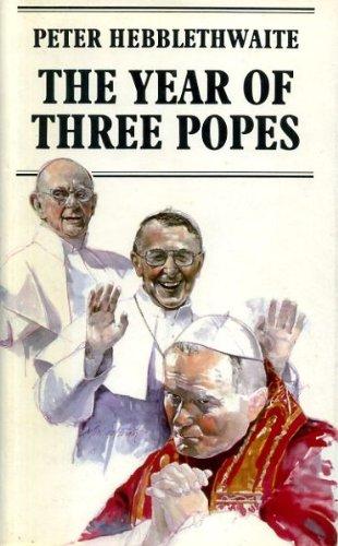 9780002150477: Year of Three Popes