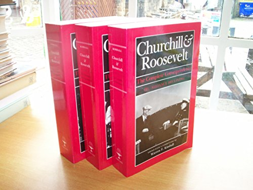 9780002150859: Churchill & Roosevelt: The Complete Correspondence (3 Volume Set)
