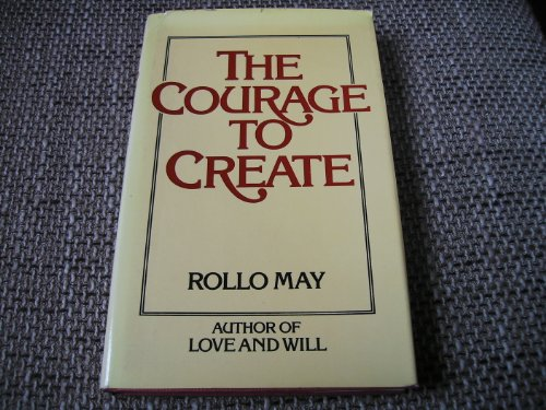 9780002151146: Courage to Create