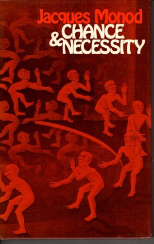 9780002151184: Chance and Necessity: Essay on the Natural Philosophy of Modern Biology