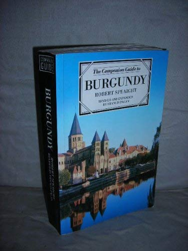 9780002151382: The Companion Guide to Burgundy (Companion Guides)