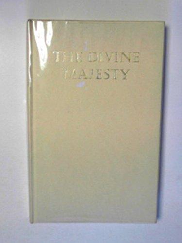 Divine Majesty (0002151545) by Erich Przywara