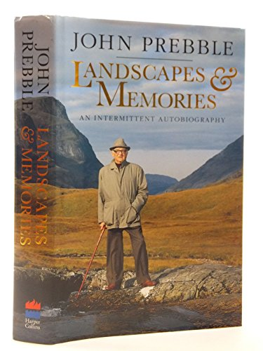 9780002151849: Landscapes and Memories: An Intermittent Autobiography