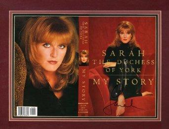 9780002151887: Sarah, Duchess of York