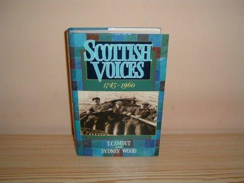 9780002151900: Scottish Voices, 1745-1960: An Anthology
