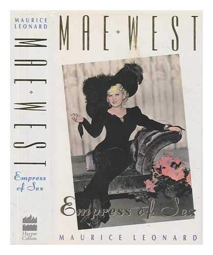9780002151979: Mae West: Empress of Sex