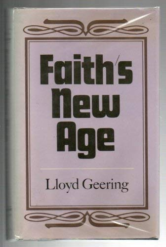 9780002152822: Faith's New Age: A Perspective on Contemporary Religious Change