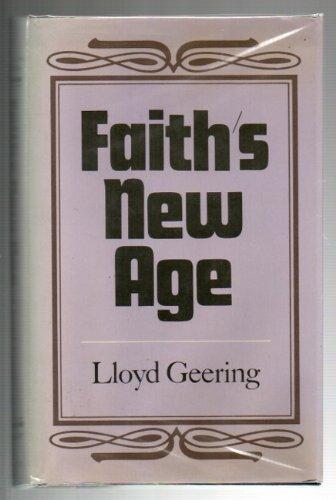 9780002152822: Faith's New Age