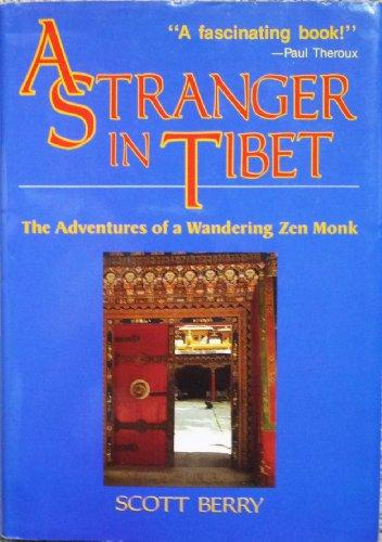 9780002153379: A Stranger in Tibet: Adventures of a Zen Monk - Life of Kawaguchi Ekai