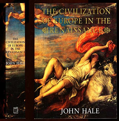9780002153393: The civilization of Europe in the Renaissance