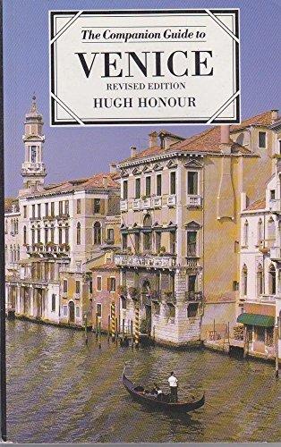 9780002153652: The Companion Guide to Venice (Companion Guides)