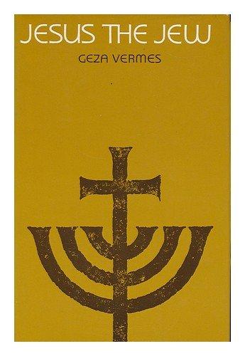9780002153737: Jesus the Jew