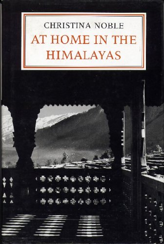 9780002153805: At Home in the Himalayas