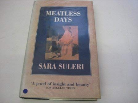 9780002154086: Meatless Days