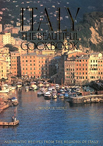 Italy - The Beautiful Cookbook