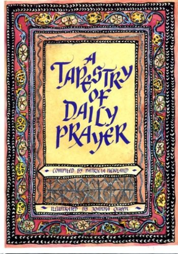 9780002154482: A Tapestry of Daily Prayer