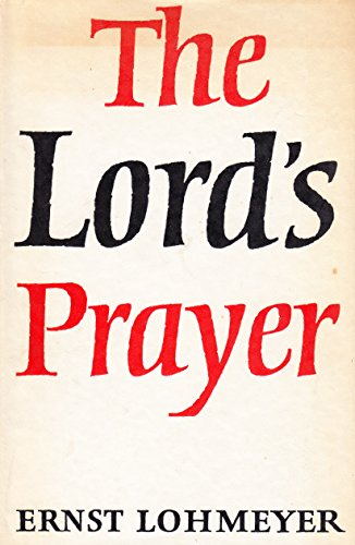 9780002154543: Lord's Prayer